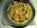 ピザ店員のピザがニコニコラボピザを再現してみた