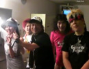 【JAM Project】2009/4/19 本番終了後コメントムービー