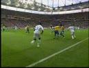 2006年サッカーW杯西ドイツ大会 フランス対ブラジル 2/1