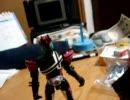 仮面ライダーディケイド「こんばんはトヨトミヒデヨシです」