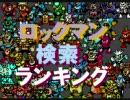 【ロックマン】ボスキャラ検索ランキングTOP10【FC】