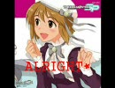 【アイドルマスター】ALRIGHT* 弾いてみた【萩原雪歩】
