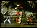 サムライスピリッツ2の対戦動画(水邪 対 ガルフォード)03
