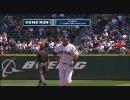 06/25 2009 イチロー先頭打者ホームラン マリナーズ
