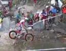 【バイク】07世界選手権トライアル イタリア大会 ハードアタック