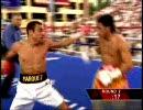 ボクシング ファン・マヌエル・マルケス vs ターサク・ジャンデーン