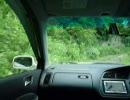 【車載動画】林道犀鶴線~獅子吼高原へ行ってみた。