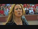 07/14 メジャーリーグオールスター2009 シェリル・クロウ National Anthem USA