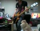 Janne Da ArcのWARNINGをベースで弾いてみた。byこっぺぱん