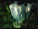 【作業用BGM】 雨の森のピアノ