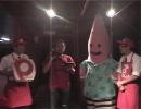PIZZA-LA EXPRESS 東京タワー店 ニコニコラボピザ期間限定発...