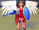 【第3回MMD杯本選】或る堕天使の唄【初音ミク】【オリジナル曲】