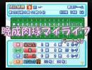 【パワプロ12決】晩成型極悪マイライフPART43