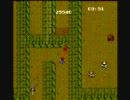 地図を見ながらファミコン版ラビリンス エリア2&エリア3