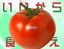 【鏡音リン】いいからトマト食え【オリジ