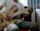 【君の知らない物語】 ベースで演奏してみた!
