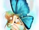 【巡音ルカ】オリジナル曲「瓶に詰めた青い蝶」