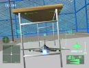 [RSE] MMD杯作品の某プールを小型飛行機で飛んでみた