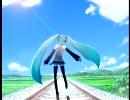 【初音ミク】 青空の下で 【オリジナル曲/彩音 〜xi-on〜】