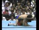 山田学VSマット・ヒューム (1994.7.26)