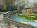 東京モノレールの模型