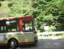檜原村デマンドバス「やまびこ藤倉線」の車窓