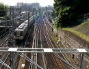 【定点観測】東武東上線メトロ有楽町線併走区間【10倍速】