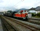 2009年9月19日 飯山線80周年記念号 豊野駅出発