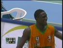 2009年男子バスケアフリカ選手権 決勝 アンゴラ vs コートジボワール