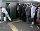 埼京線 朝ラッシュ 武蔵浦和駅(画質向上版←ちょっとだけですが)