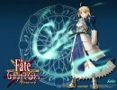 Fate unlimitedcode キャラクターセレクト時BGM