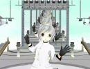 【物理演算MMD】WhiteLetter【UTAU雪歌ユフ】