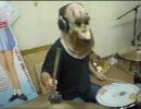 【ギタドラ/drummania】V6 恐怖の右脳改革/GIGA BREAK を叩いてみた【EXLV.14】