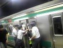 埼京線、新宿4番線、夕方ラッシュ