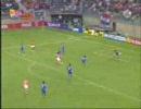 クインシー・オウス・アベイエのプレイ(2005年ワールドユース日本戦)