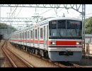 目黒線(3000系車両)