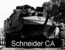 シュナイダー突撃戦車(Schneider CA)