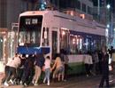 【MR.TRAIN】福井鉄道~路面電車が立ち往生。そのとき乗客は・・・