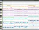 【とある科学の超電磁砲】only my railgun(TVsize.ver)打ち込んでみた。MIDI