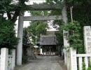 御嶽神社(池袋御嶽神社)