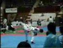 Taekwondo ITF score points (跆拳道)