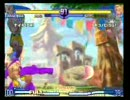 ZERO3 a-cho 第73回関西ランバト1on1 準決勝1 2007/06/23