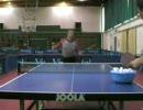 卓球 - 多球練習