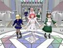 【MMD】デススマイルズの御二人とヤツラがLOVE&JOY!ver1.5