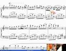 【MEIKO・KAITO】「番凩」のピアノ曲を楽譜動画にしてみた