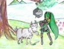 初音ミクオリジナル『山羊の想いは胃の中へ』【PELIE】