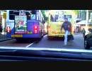 シドニーの中心(市内)で車載を試みる【前編】