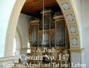 J.S.バッハ「主よ、人の望みの喜びよ」BWV
