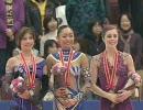 フィギュアスケート NHK Trophy 2009 女子