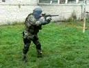 9A-91 射撃訓練